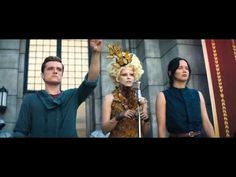 THE HUNGER GAMES 2   Catching Fire Trailer 2  #catchingfire