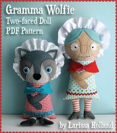Grandma Wolfie