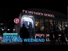 ソニーのXperiaと、またもや映画の「007 SKYFALL」とのコラボ。映画を見に来た観客に配られたソニーボトルにはなんと!!