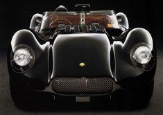 1957 Lister #Jaguar #car #automobile #classic #black #classiccar #old #luxury #photo #History #mechanic #engine #vehicle #baby #wishlist #collectedcars #cardesign #industrialdesign #loveobjects