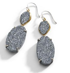 Glisten up! #Silpada #druzy