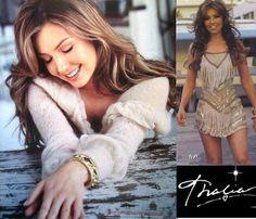 Thalia incrivelmente linda como sempre =D
