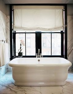 marble and tub