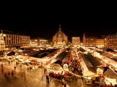 I dream of this place every Christmas: the Nuremberg Christkindlsmarkt (Christmas Market) in Germany. I was there for Christmas 2007.