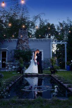 Edison Ford Winter Estates Wedding  Ashlee & Michael   Moonlight Garden  Fort Myers, FL