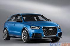 Audi Q3 - RS Concept
