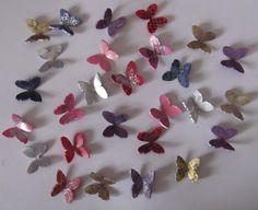 Shrunken Butterflies by Laura | That's Blogging Crafty!