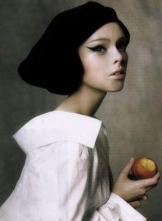 Coco Rocha by Steven Meisel