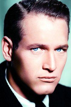 Paul Newman's Blue Eyes