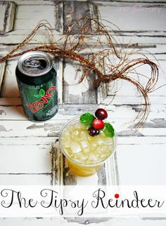 The Tipsy Reindeer -
