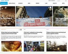 Learning Never Stops: Newsela - A Powerful Common Core Literacy Tool - current event articles with varying levels of text complexity Gr. 2-12