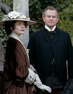 Lord & Lady Grantham
