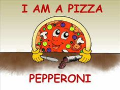 ▶ VIDEO - I am a pizza SONG.wmv - YouTube