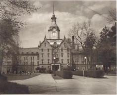 Trans Allegheny Insane Asylum in Weston WV where Ghost hunters filmed-(Lewis Co)