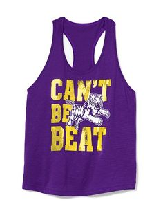Can't be beat #VSPINK #Tank #PerfectWithLeggings