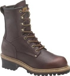 Amazon.com: Carolina Women's Logger Boot: Shoes