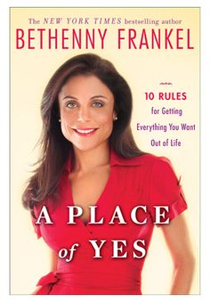 Bethenny Frankel A Place of Yes book review