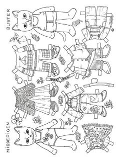 registration previous image cats paper dolls 8 cats paper dolls 9