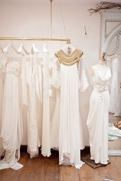Temperley Wedding Dresses for 2012 ~ New 'Ophelia' Collection, Exclusive Bloggers Preview...