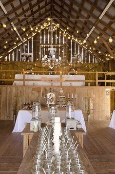 Barn Wedding Texas