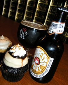 Coffee Beer and Cupcakes