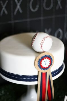 Baseball Birthday Party Ideas