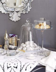 Christmas Table Settings - Decorations