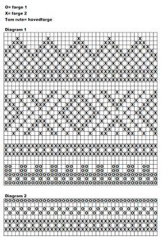 chart, handwarm pattern