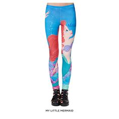 Disney or Marvel Character Printed Leggings - Assorted Styles at 50% Savings off Retail!