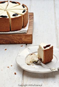 #Tarta de queso con canela, menuda pinta! #gastronomia