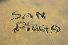 San Diego Beach   via www.grandmajuice.net
