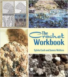 2014 New Editions of Sylvia Cosh and James Walters Classic Crochet Books