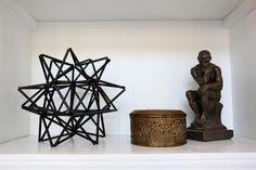 diy geometr, decor, balls, geometric art, straw