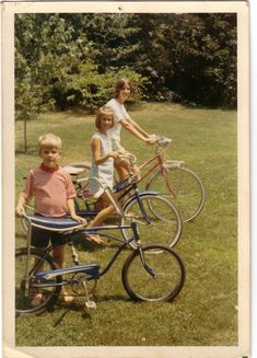 Schwinn Banana Seat Bicycles