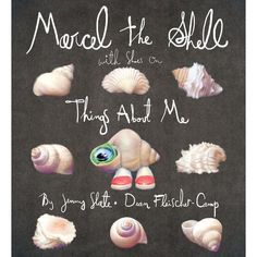 marcel the shell book