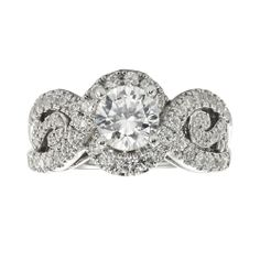 Blue Diamond Rings Fred Meyers
