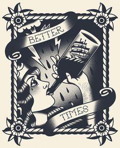 visualgraphc:  Better Times