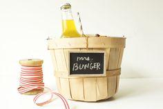Summer in a Basket - Teacher Appreciation Gift from Dandee