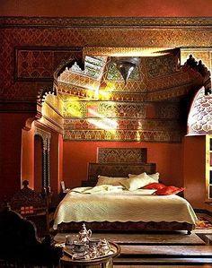 Indian Bedroom