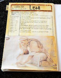 scripture journals, such a cool idea