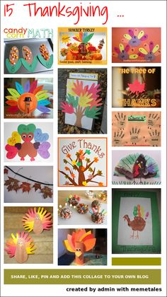 15 Thanksgiving Activities For Kids