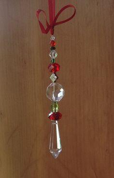 Glass Beaded Ornament