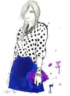 #Vogue #elegantlady  #fashion #illustration #style #highfashion #Styleillustration #art #design #print #inspiration #FashionIllustration #FashionPrint #VogueAnimation