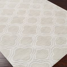 Surya Mystique Waves Palm Plush Pile Wool Rug #laylagrayce #new #rugs