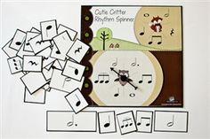 music spinner games