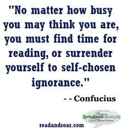Book Quote - Confucius