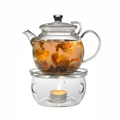 Daydream Teapot With Warmer by Teaposy @Pascale Lemay De Groof