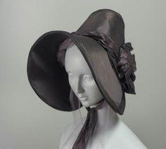 Bonnet, ca 1830's