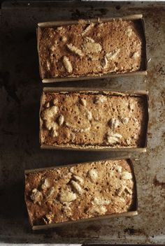 Maple Pecan Bread