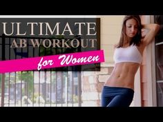 Ultimate Ab Workout for Women